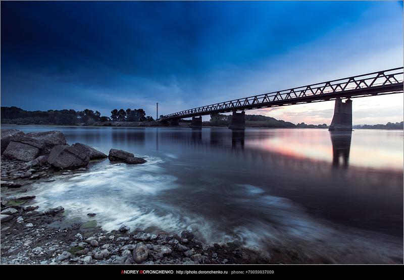 Томь, Новокузнецк. Фотограф Доронченко Андрей.
