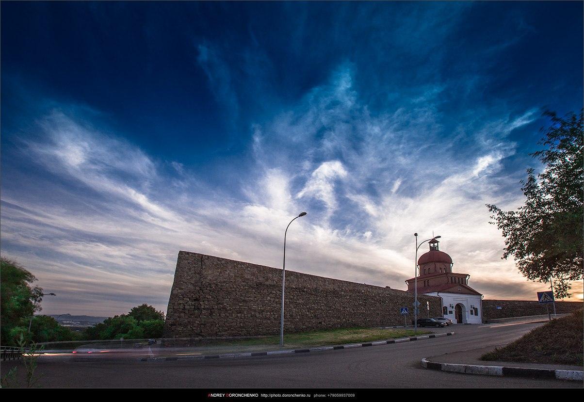 кузнейкая крепость