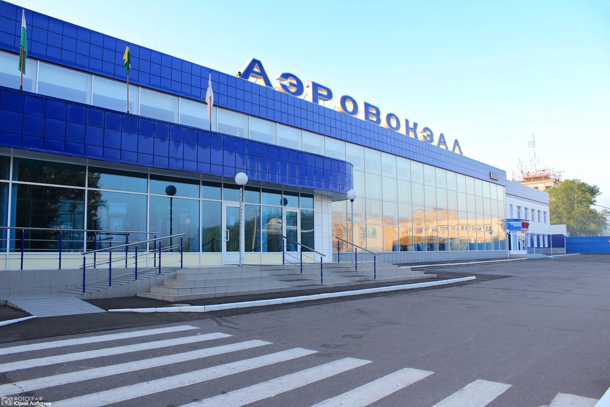 Буйный пассажир в аэропорту Новокузнецка